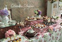 DESPEDIDAS VINTAGE / decoracion vintage