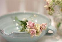 Blossoms, pastel & shabby
