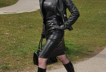 Leather / Leather clothes