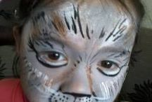 Face Painting by Tracey Osborne