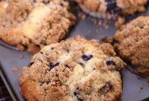 Baking. Muffins