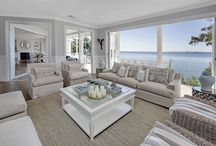 Hamptons / Hampton's inspired home designs that brings together traditional architecture and sophisticated coastal style
