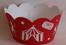 Circus/Carnival Themed Kid's Party