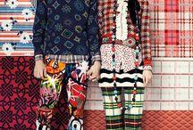 moda w kolorze
