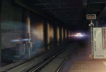 5 Centimeters Per Second / anime