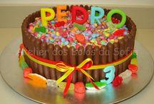 festas - bolo aniversário
