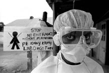 Ebola emergency / Images and infos about this misterious virus  / by Taluni