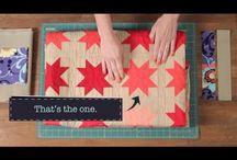 Quilt Block Tutorials / Find lots of free quilt block tutorials here! / by Baby Lock