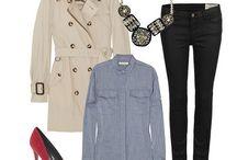 Stuff I'd Wear / by Melaina Varble