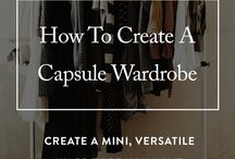 Capsule Wardrobe: Simplify my Look