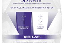 Crest® 3D White™ Brilliance Daily Cleansing & Whitening System / #PowerCouple #Sponsored @BzzAgent / by N L