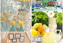 Party Ideas / by Kelly Fairbanks