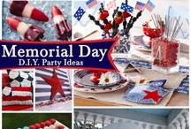 Memorial Day/4th of July / by Holly Myers