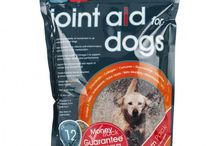 Joint Aid 4 Dogs  / Joint Aid 4 Dogs - Natural joint product for dogs made with oatinol sensitive tummies manufactured by Grizzly Pet Products.