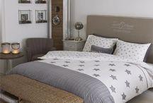 Riviera Maison ♡ bedroom linen and textile♡ / Ideeën, inspiratie en beddengoed/kussens