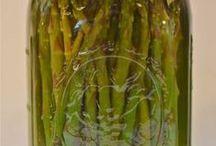 Conserve asperges
