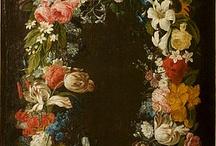 Daniel Seghers - Anvers, 1590 - 1661 / Il est le plus grand peintre flamand de fleurs du XVIIe siècle.