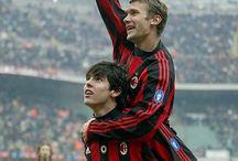 Milan / Relembrar grandes duplas que o futebol já nos proporcionou