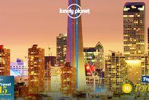Best in Travel 2015: Top 10 Città / Regioni La classifica delle città da visitare nel 2015 secondo Lonely Planet