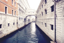 Venice / Places and scenery & food and culture of Venice