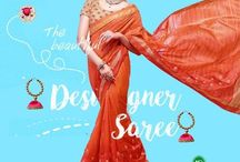 Designer Sarees / Give each event a chance to be bubbly with our remarkable accumulation of Designer Sarees.