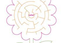 maze bunga