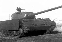Protypes of soviet/russian tanks / Prototypy radzieckich i rosyjskich czołgów
