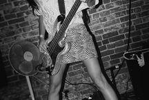 Female Bass Players