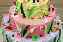 Disney taarten