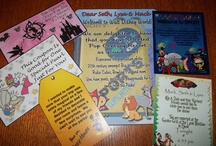 Disney! / Anything and everything Disney, from trip ideas to crafts! / by Leandra Rumburg