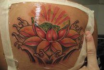 Tattoo / Mis tatuajes