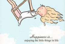 Happiness is .....