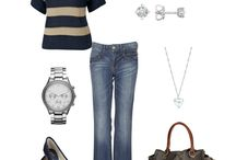 Clothes, Shoes, Jewelry ,Make-Up ,and Hair / by Kayla Harrison-England