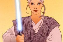 Jedi Master - Atris