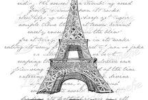 BRANCO E PRETO - PARIS
