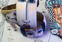 Polymer Clay and ceramic