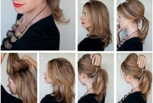 Hair - Everyday Styles & Tips