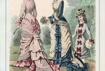 1800's Fashion / by Amanda Miller