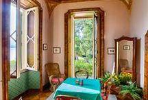 Italian Statues, Frescoes and Faded Elegance / Italian Properties for Sale