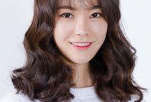 K-style / Korean hair style Juno Hair