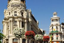 Spain or Madrid