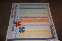 Made for Jelly Rolls / patterns for pre-cut strips