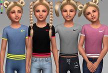 Sims kids