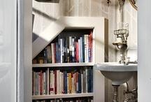 Half Bath Ideas / by Tonya Folks