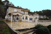 Immobilier La Motte en Provence / Annonces immobilières de biens (terrains, appartements, maisons, villas) à vendre à La Motte dans le Var en Provence Côte d'Azur