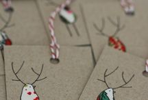 Crafty Christmas / Ideas for our school fete