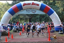 Summit Rock / Summit Rock is Brazen Racing's annual December run in Sanborn Park, Saratoga. Beautiful trail runs through this gorgeous forested park including a half marathon, 10k and 5k distances.