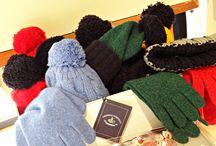 Sciarpe, guanti, cappelli / Ti aspettiamo in via B. Marcello 2 a Modena. #amerigovespucci #modena #abbigliamento
