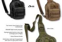 Tactical Bags / Bags pouches and accessories