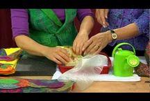 dövme keçe yapımı